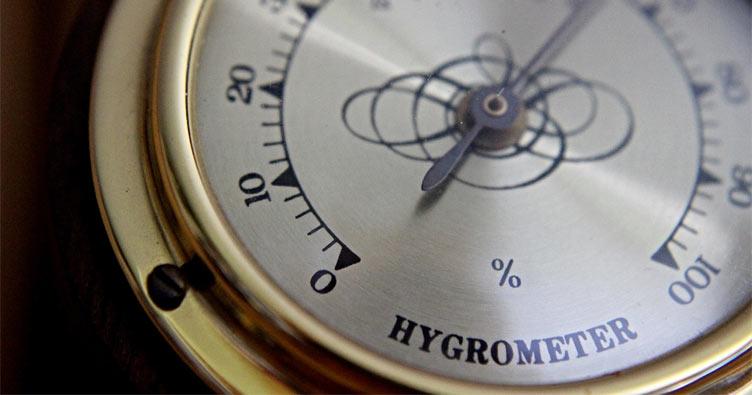 Comment mesurer le taux d'humidité dans sa maison?